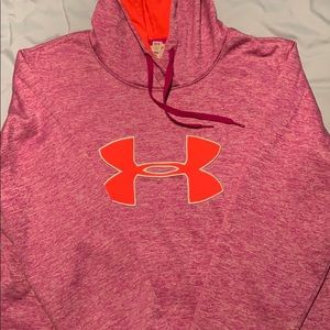 Under Armor Large Fleece Hoodie